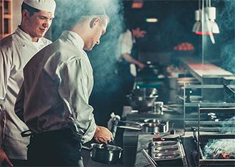 Restaurang och storhushåll