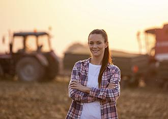 Lantbruk och trädgård